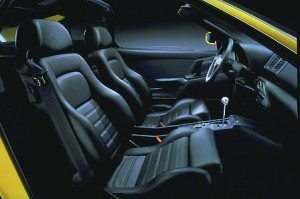 leather interior car care