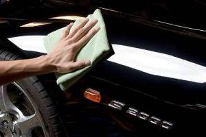car waxing mobile detailing