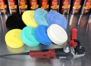 car buffing pad