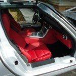 mercedes interior front seats