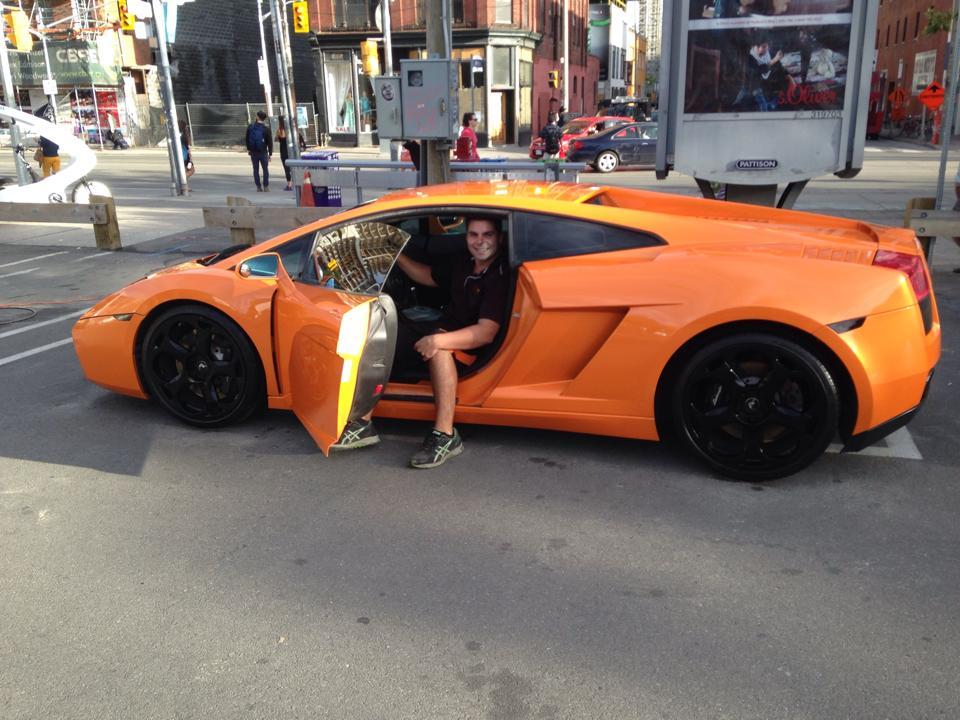 Toronto, Mississauga Mobile Car Detailing: Lamborghini